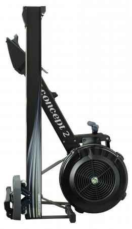 Rower Concept2 D PM5 Black split