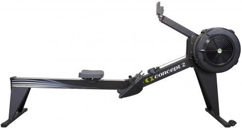 Rower Concept2 E PM5 Black side