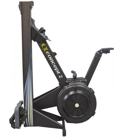 Rower Concept2 E PM5 Black split