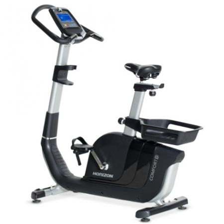 Exercise Bike Horizon Comfort 8i basket2