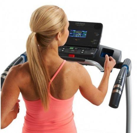 Treadmill Solidfocus TR1200i user
