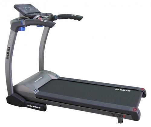 Used Bargains » Solid Focus TR1200i Treadmill » Fleet