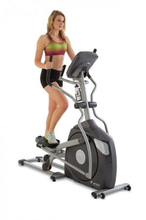 Elliptical Cross Trainer Spirit XE195 model 01