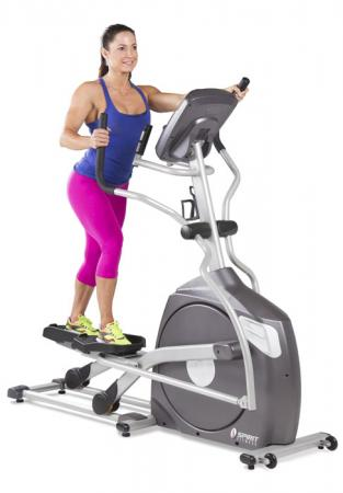 Elliptical Cross Trainer Spirit XE195 model
