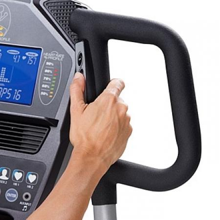 Elliptical Cross Trainer Spirit XE295 remote