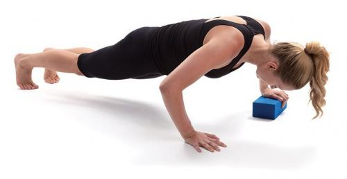 Accessories Yoga Brick pushup